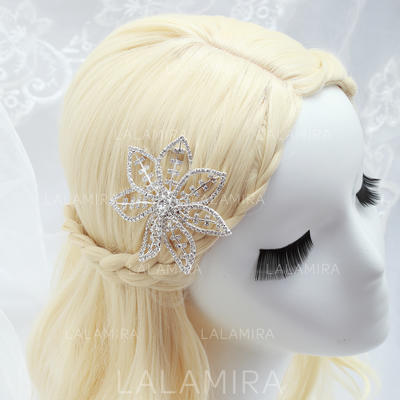 "Combs & Barrettes Wedding/Party Rhinestone/Alloy 3.15""(Approx.8cm) Lovely Headpieces (042156108)"