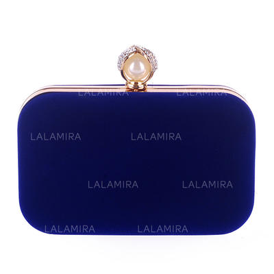 "Clutches/Bridal Purse Wedding/Ceremony & Party Lovely 6.3""(Approx.16cm) Clutches & Evening Bags (012187674)"