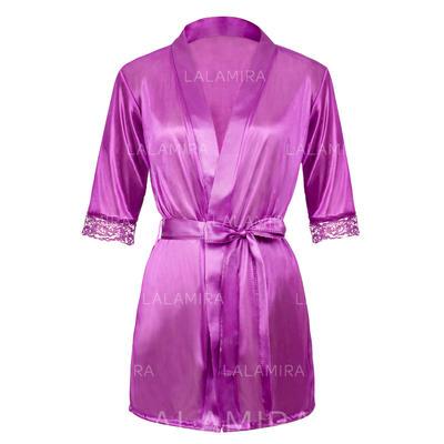 Sleepwear Casual Feminine Viscose Fiber Classic Lingerie (041192499)