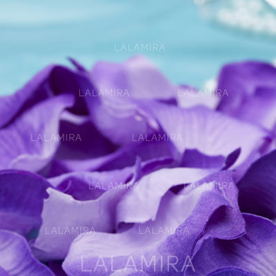 Decorations Free-Form Wedding Fabric Sold in Set of 5 Packs/ 100 Petals in Each Pack. Wedding Flowers (123188660)