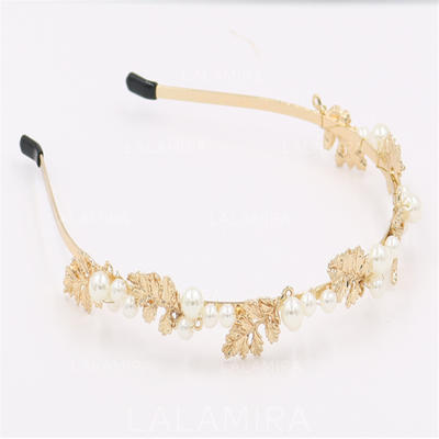 "Tiaras Special Occasion/Casual/Outdoor/Party Alloy 5.53""(Approx.14cm) 0.59""(Approx.1.5cm) Headpieces (042157145)"