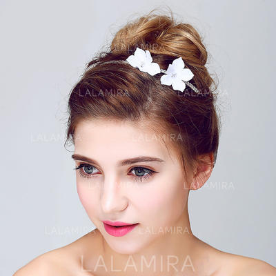 "Headbands Wedding/Special Occasion/Outdoor Crystal/Alloy/Fabric 9.25""(Approx.23.5cm) 1.57""(Approx.4cm) Headpieces (042156245)"