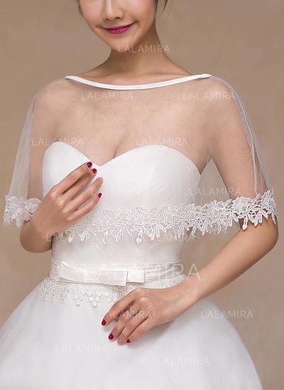 Wrap Wedding Lace Other Colors Wraps (013149724)