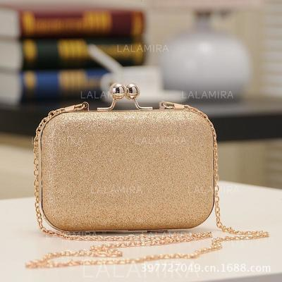 """Clutches Ceremony & Party PU Fashional 5.91""""(Approx.15cm) Clutches & Evening Bags (012188087)"""