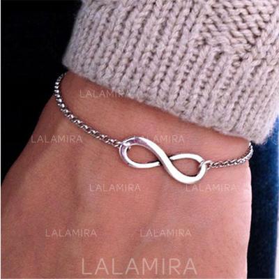 """Bracelets Alloy Ladies' Fashional 6.69""""(Approx.17cm) Wedding & Party Jewelry (011166363)"""