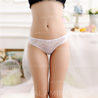 5b5d8afa1 Panties Casual Wedding Special Occasion Bridal Feminine Fashion Nylon Sexy  Lingerie (