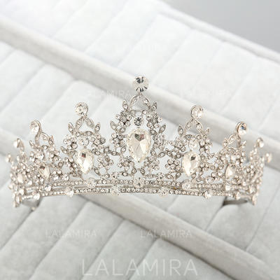"Tiaras Wedding/Special Occasion/Carnival Alloy 5.90""(Approx.15cm) Beautiful Headpieces (042159177)"
