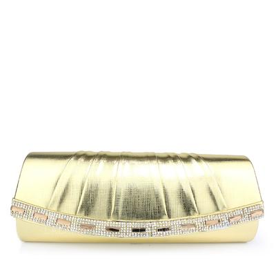Clutches Wedding/Ceremony & Party PU Magnetic Closure Charming Clutches & Evening Bags (012185901)