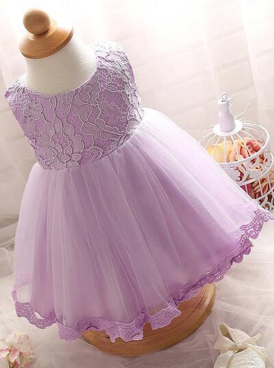 Flattering Ball Gown Flower Girl Dresses