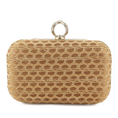 """Clutches Ceremony & Party PU Pretty 6.3""""(Approx.16cm) Clutches & Evening Bags (012185523)"""