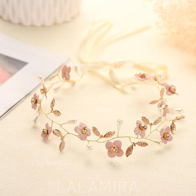 "Headbands Wedding/Party Rhinestone/Alloy 13.39""(Approx.34cm) 1.57""(Approx.4cm) Headpieces (042158917)"