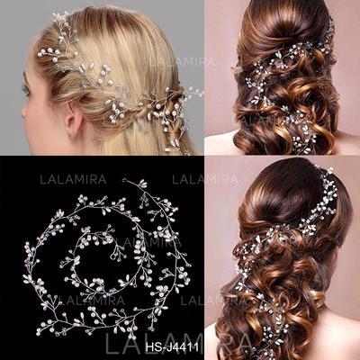 "Headbands Wedding Alloy 37.40 in (95cm) 1.97""(Approx.5cm) Headpieces (042159082)"