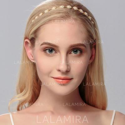 """Tiaras Wedding Rhinestone/Alloy 0.39""""(Approx.1cm) Elegant Headpieces (042158085)"""