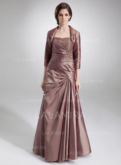 Chic Sweetheart A-Line/Princess Taffeta Mother of the Bride Dresses (008211211)