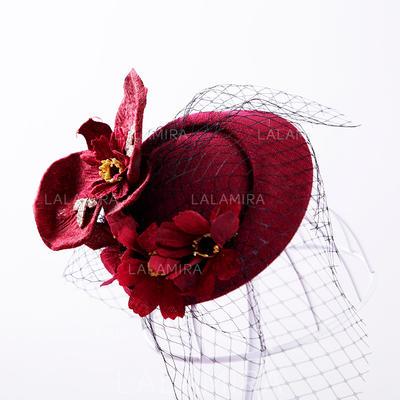 Tulle Chapeaux de type fascinator Beau Chapeau (196122702)