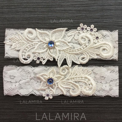 Garters Women/Bridal Wedding/Special Occasion Lace With Flower Garter (104196434)