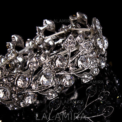 Bracelets Alloy/Rhinestones Ladies' Fashional Wedding & Party Jewelry (011167303)