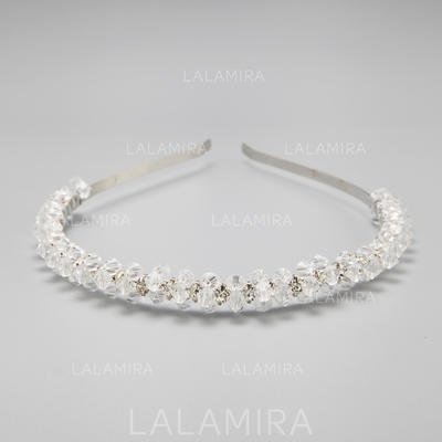 "Headbands Wedding/Special Occasion/Party Crystal/Rhinestone/Alloy 9.84""(Approx.25cm) Fashion/Glamourous Headpieces (042155269)"