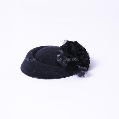 Silk Flower Fascinators Elegant Clip Hats (196194946)