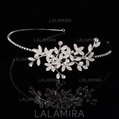 "Tiaras Wedding/Special Occasion Rhinestone/Alloy 1.97""(Approx.5cm) Classic Headpieces (042157181)"