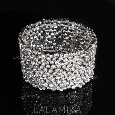 "Bracelets Alloy/Rhinestones Ladies' Fashional 2.36""(Approx.6cm) Wedding & Party Jewelry (011167383)"