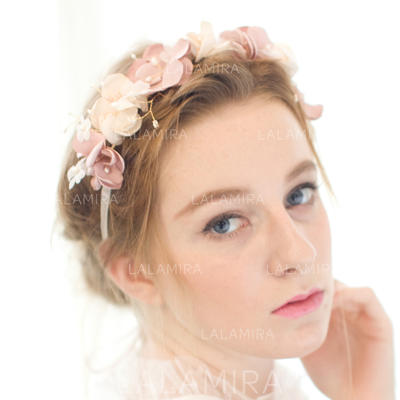 "Headbands Wedding/Special Occasion/Party/Carnival Satin 10.24""(Approx.26cm) 3.15""(Approx.8cm) Headpieces (042156305)"