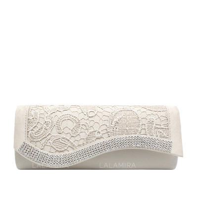Clutches Ceremony & Party Patent Leather Magnetic Closure Elegant Clutches & Evening Bags (012187948)