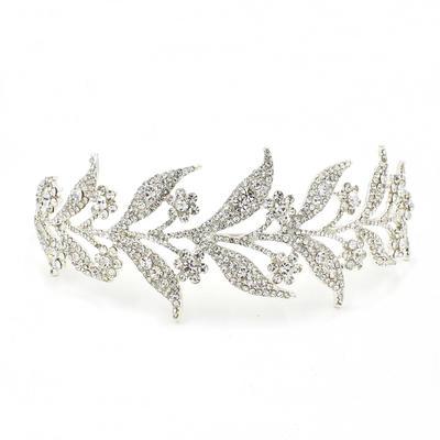 Headbands Wedding/Special Occasion Rhinestone/Alloy Glamourous Ladies Headpieces (042158639)