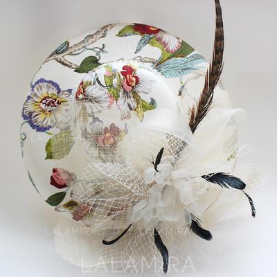 Net Yarn Fascinators Ladies' Hats (196195605)