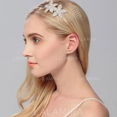 "Tiaras Wedding Rhinestone/Alloy 1.77""(Approx.4.5cm) Beautiful Headpieces (042158086)"