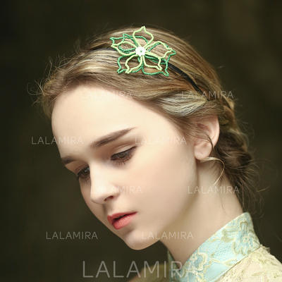 """Headbands Special Occasion/Casual/Outdoor/Party 3.35""""(Approx.8.5cm) 3.35""""(Approx.8.5cm) Simple Headpieces (042156632)"""