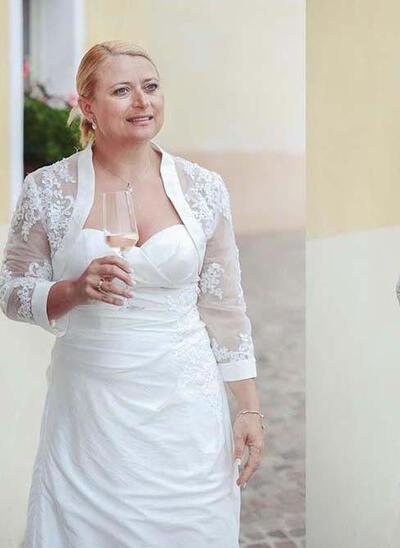 Forme Princesse Amoureux Satiné Raffiné Robes mère de la mariée (008212765)