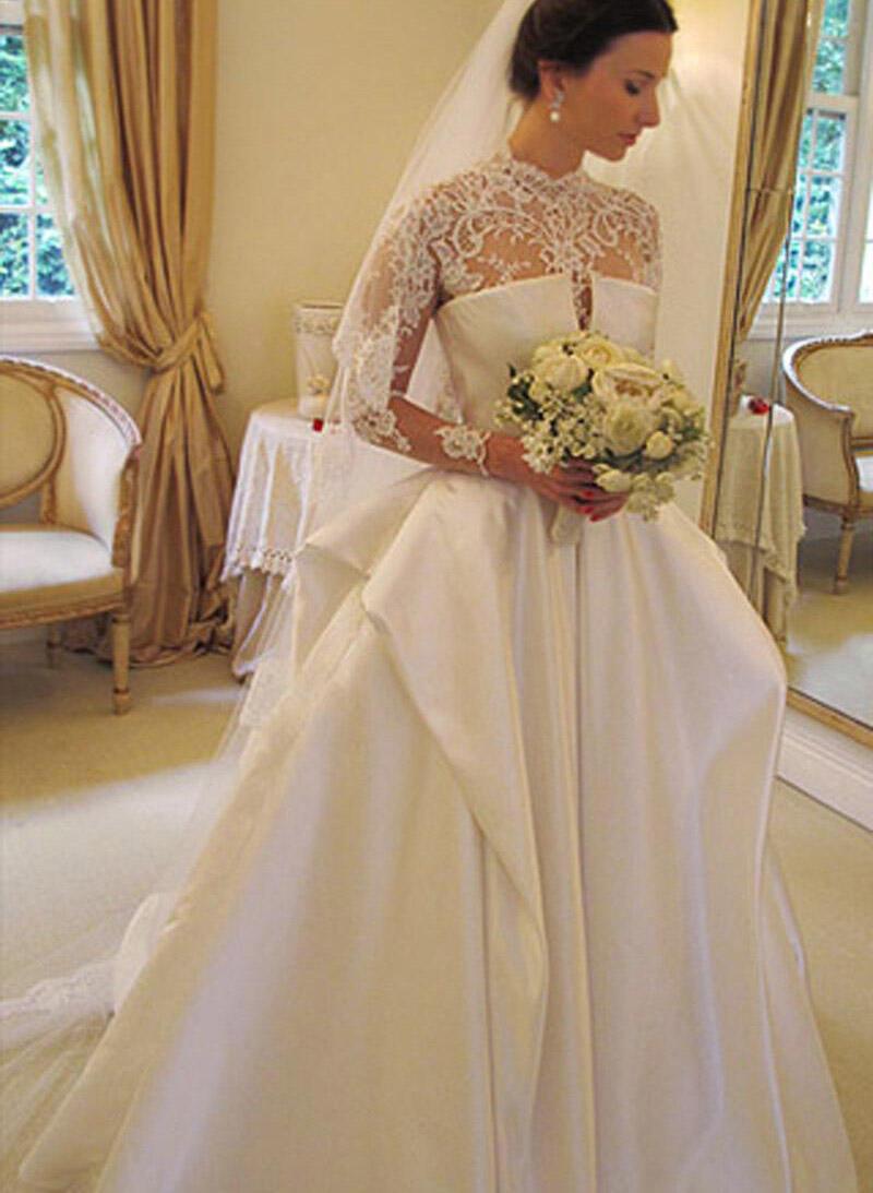 simple wedding dresses under 200