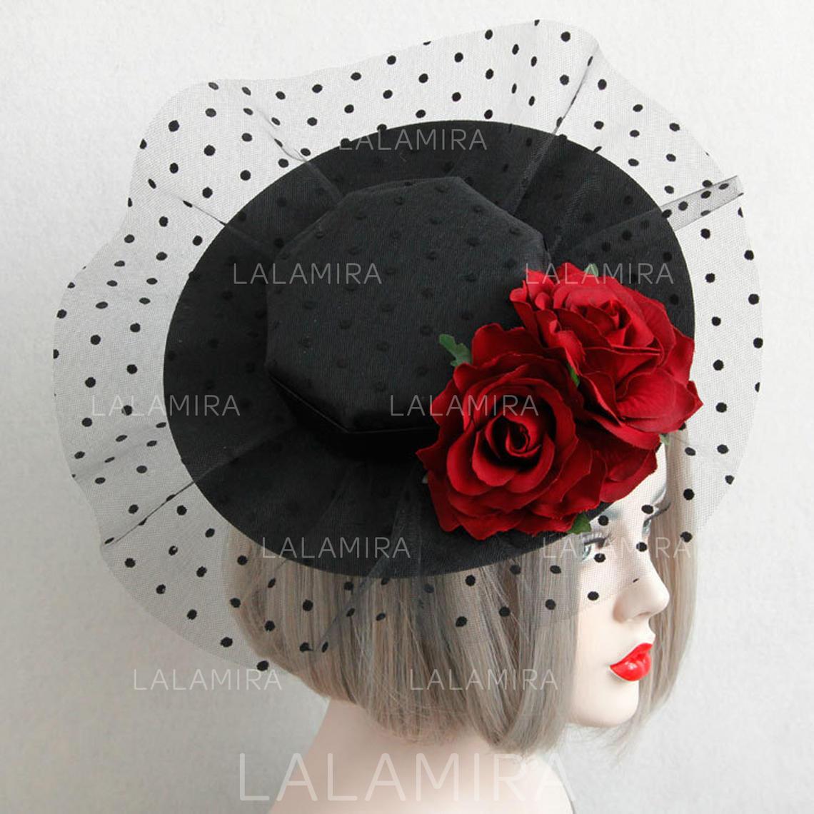 347d3277f5b8a Cotton/Lace Fascinators Vintage Ladies' Hats (196194028). Loading zoom