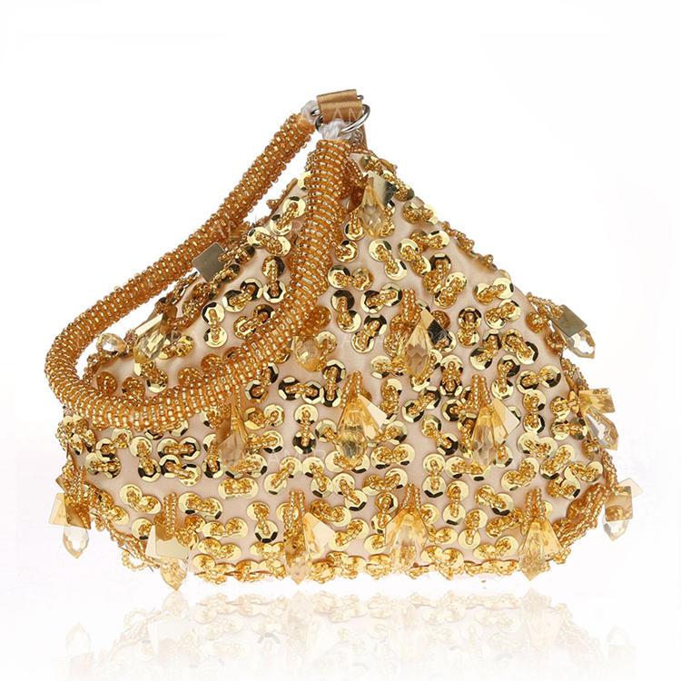 b63f26bed7 Clutches Wristlets Totes Bridal Purse Fashion Handbags Makeup Bags Luxury.  Loading zoom