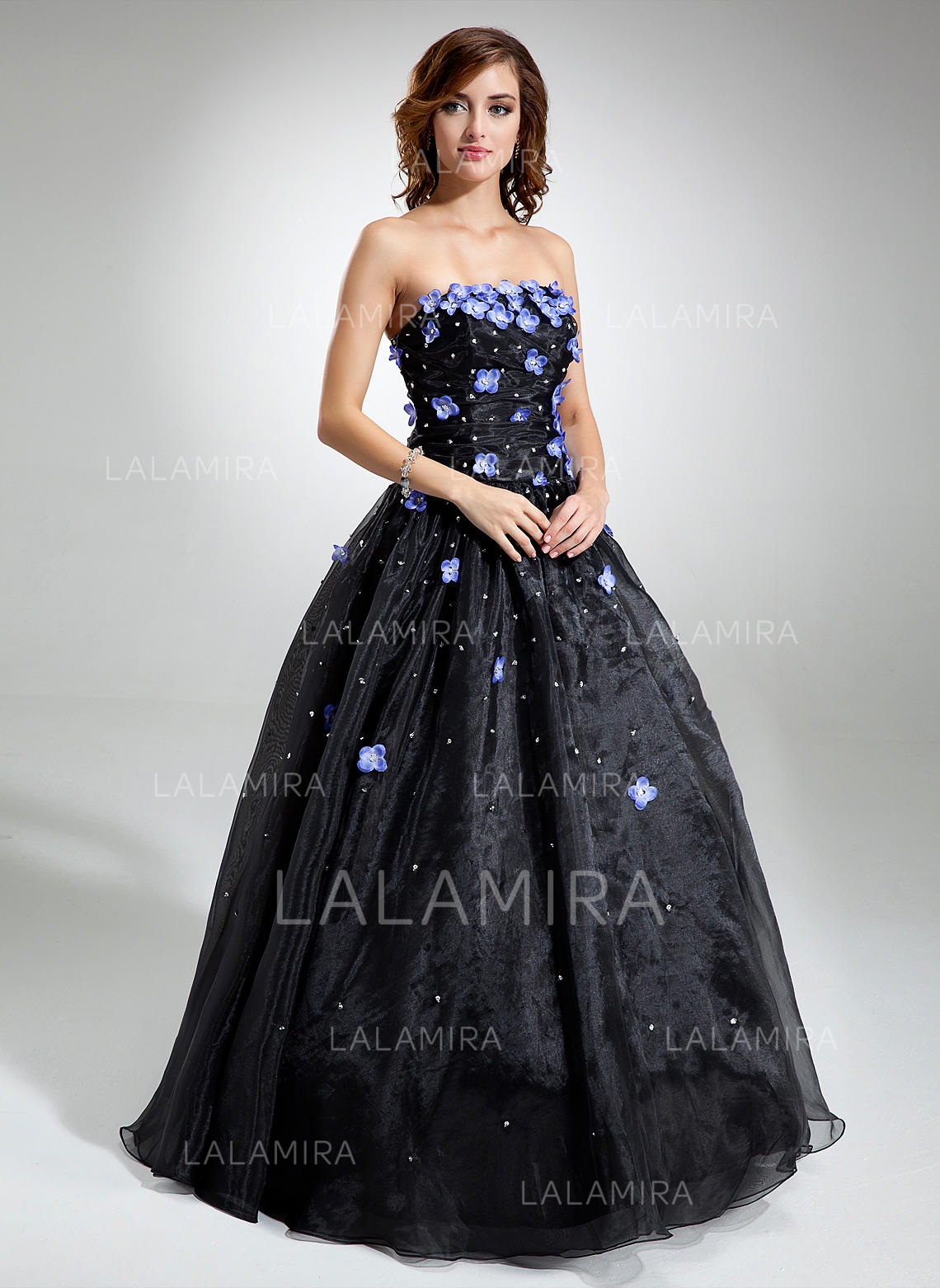 88ce7d70 Full Length Ball Gown Covered In Sequins   Saddha