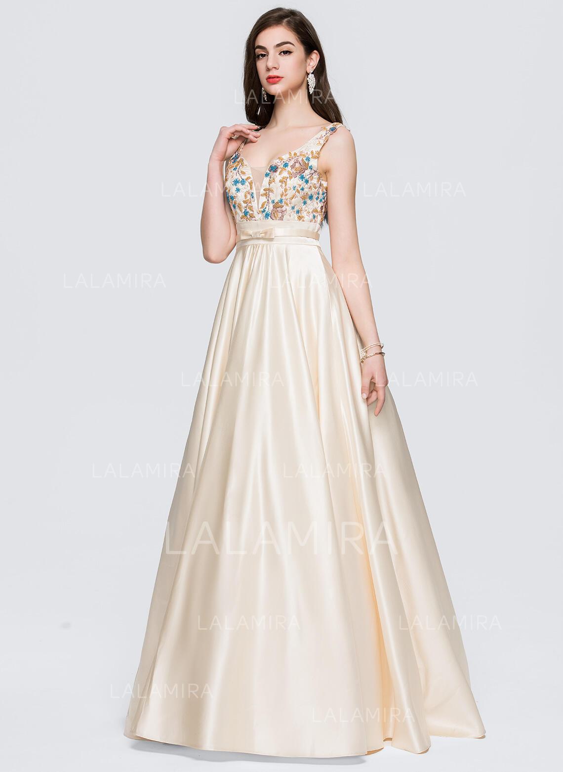 Flare Evening Dresses