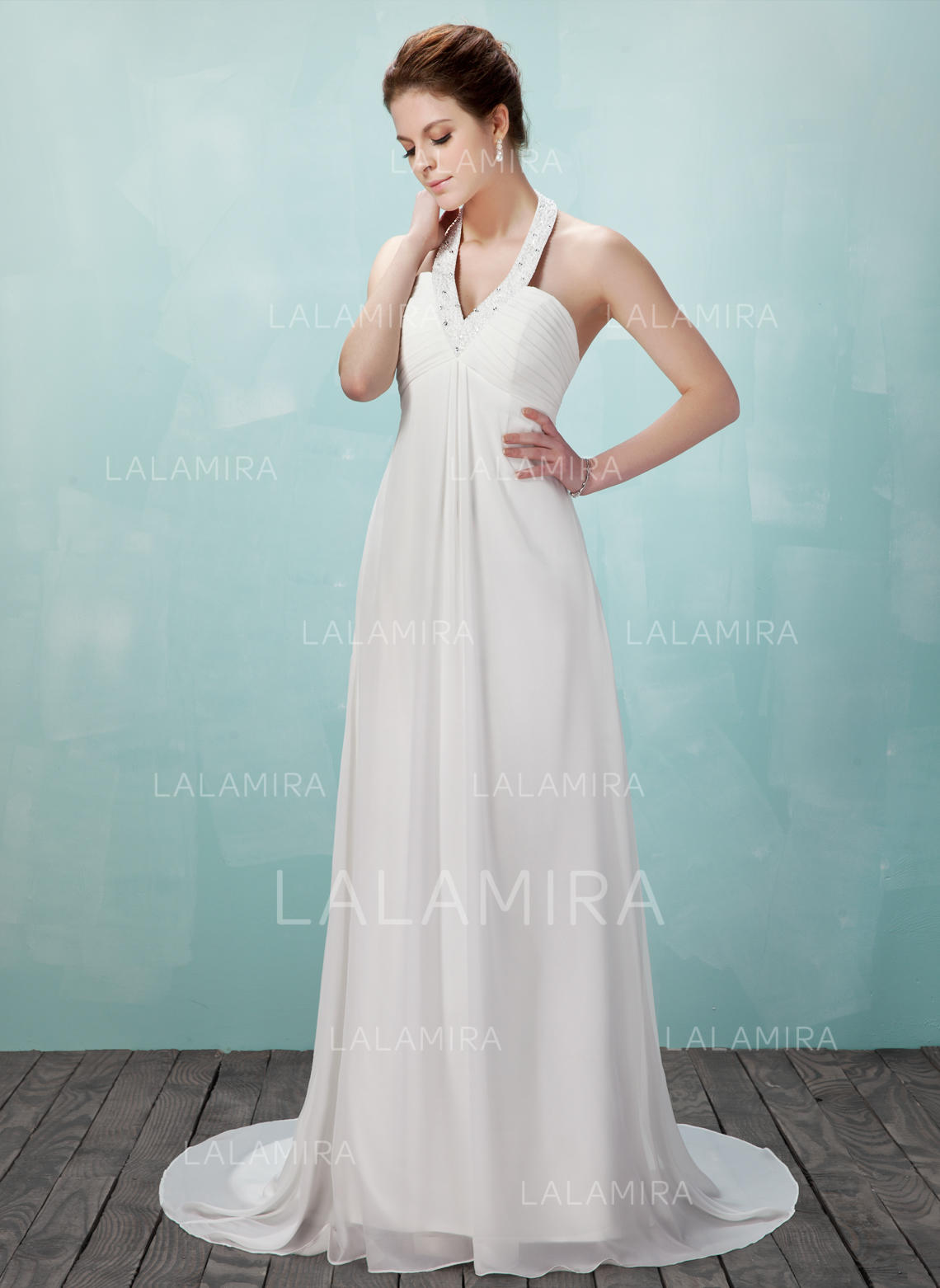 Comfortable Vestido Novia Corte Imperio Gallery - Wedding Ideas ...