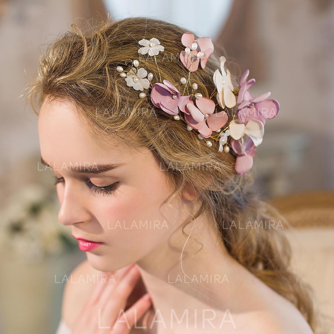 Flowers Feathersheadbands Weddingspecial Occasioncasualoutdoor