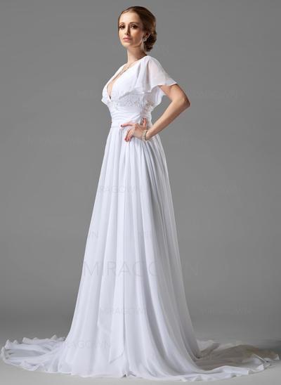 tante des robes de mariée marié