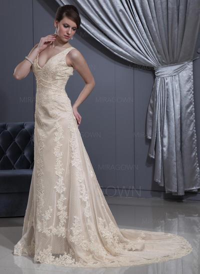 aubergine mère des robes de mariée