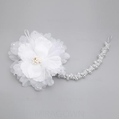 Vakkert Tyll Blomster og Fjærene (042062369)