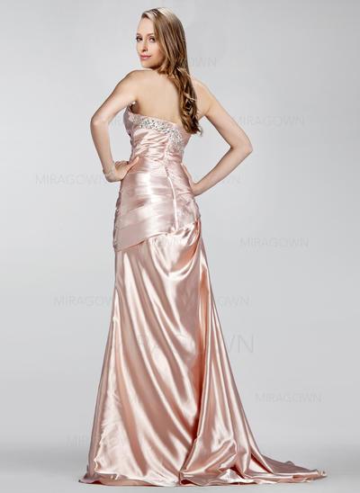 robes de soirée grande taille courtes