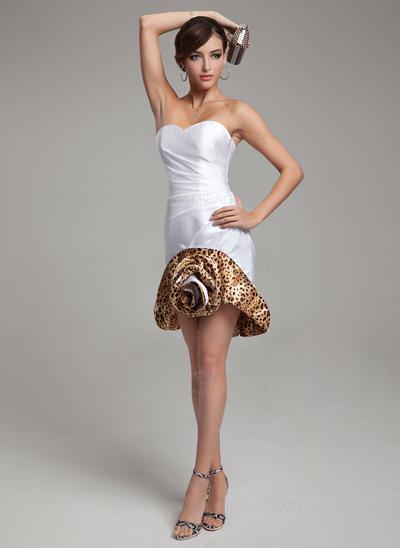 robes de cocktail pour jeunes filles mariage