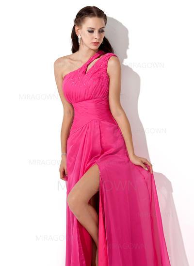 robes de bal longue sirène rouge