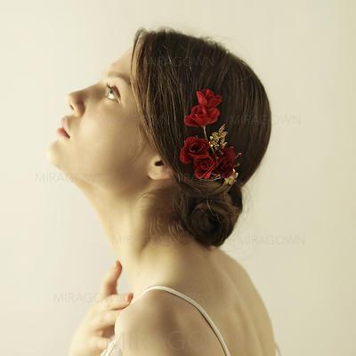 """épingles à cheveux Mariage/Occasion spéciale/Fête/la photographie d'art Alliage 5.12""""(Approximative 13cm) 2.37 """"(env.6 cm) Accessoires de coiffure (042138665)"""