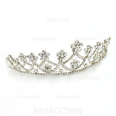 """Tiaras Mariage/Occasion spéciale Alliage 4.72""""(Approximative 12cm) 2.76""""(Approximative 7cm) Accessoires de coiffure (042096374)"""