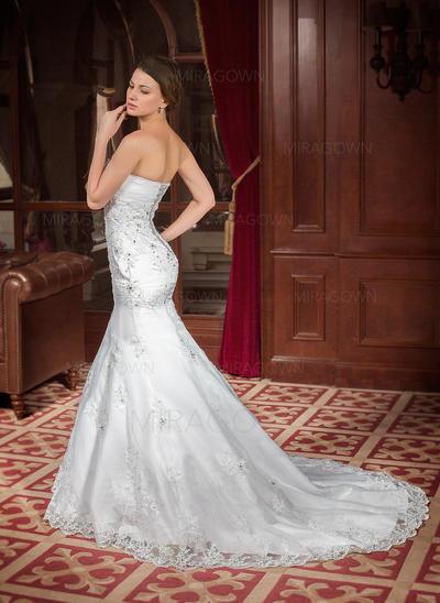 robes de mariée bling