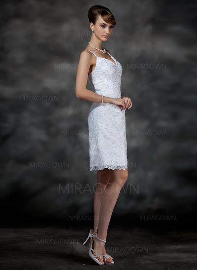 stilige brudekjoler