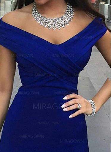 robes de soirée violet bon marché